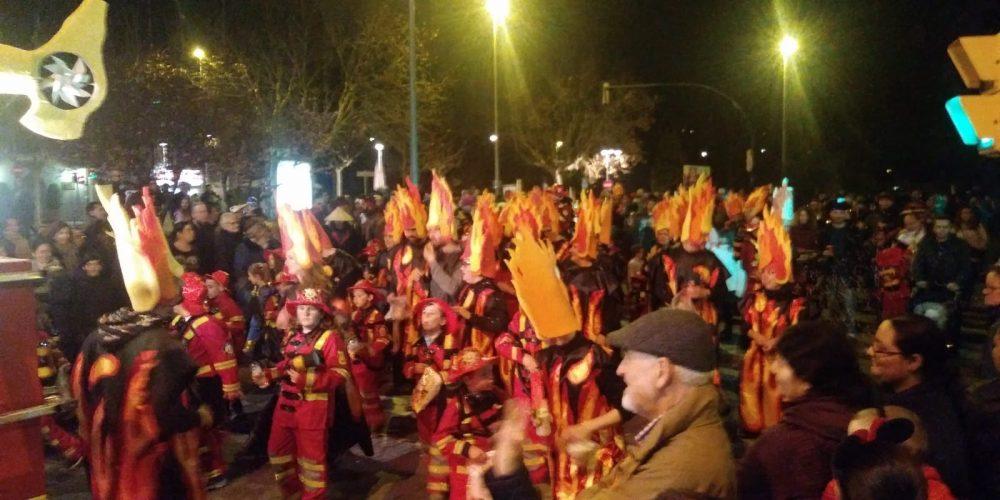 Carnestoltes a Esplugues de Llobregat