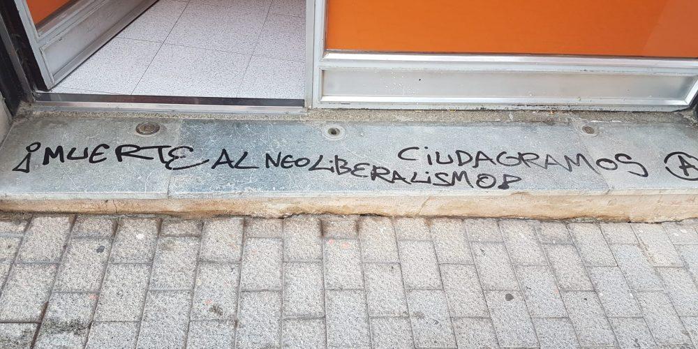 Falta de Civismo en Esplugues