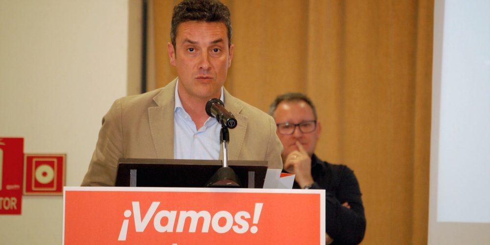 Ciutadans (Cs) no assistirà als actes institucionals municipals de l'Onze de Setembre