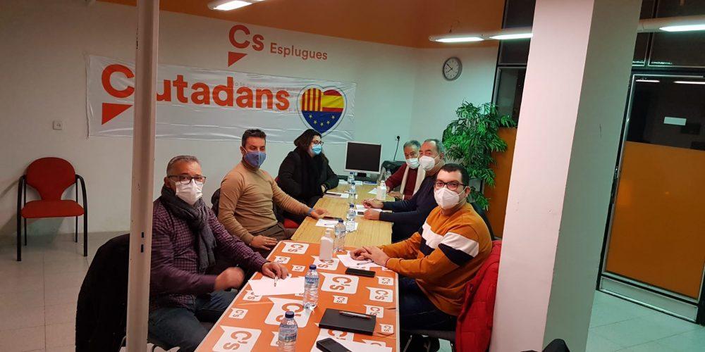 Nueva Junta Directiva en Ciudadanos Esplugues