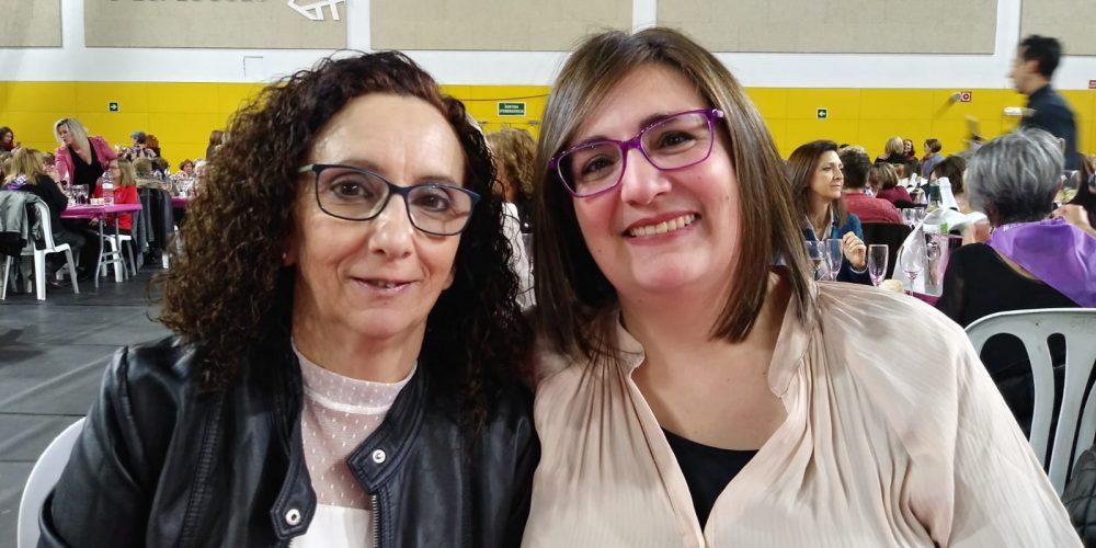 Sopar de dones a Esplugues de Llobregat