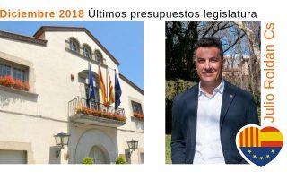 Últimos presupuestos legislatura