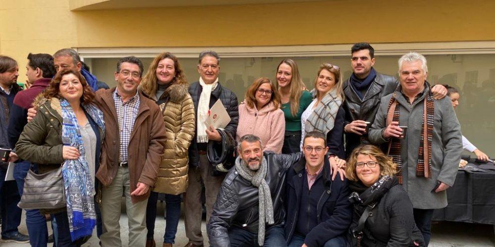 Encuentro Ciudadanos – Administración Local con Celestino Corbacho