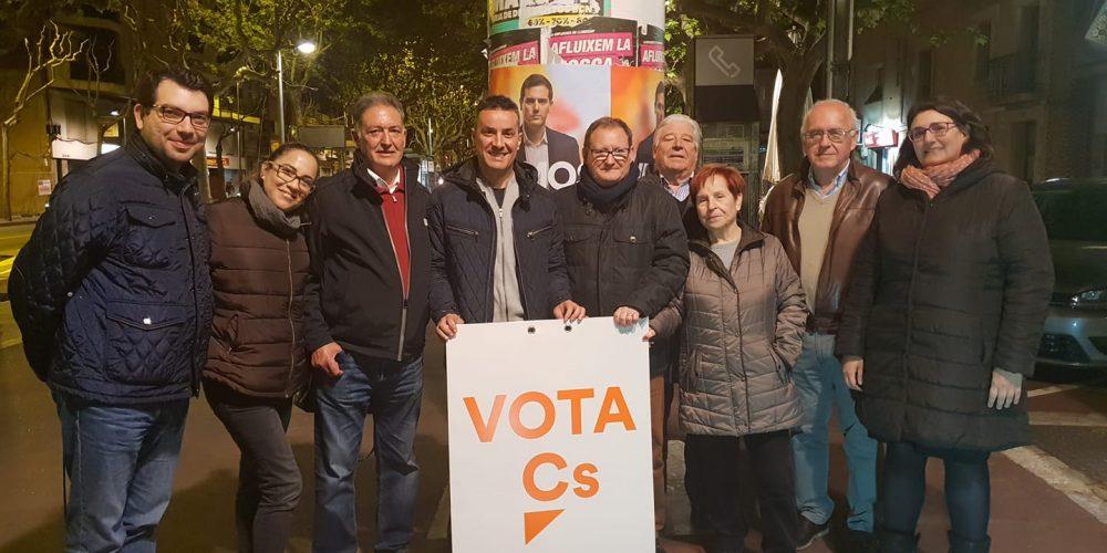 Inicio de campaña para las Elecciones Generales del 28A