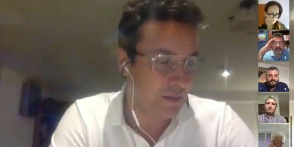 Vídeo con la intervención de Julio Roldán frente a una Moción presentada por el Grupo Municipal Republicano