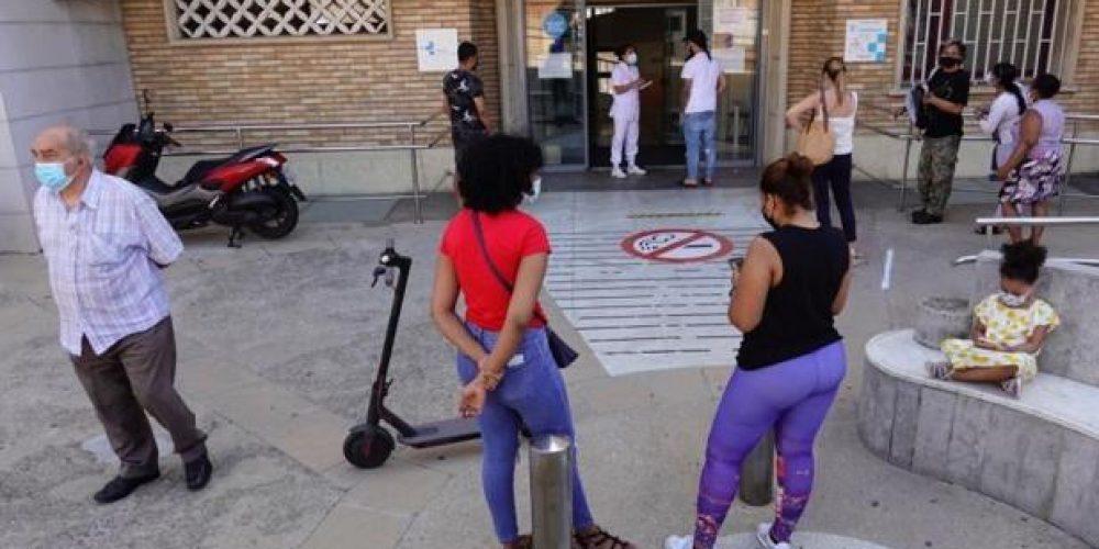 Medidas urgentes en Esplugues tras el brote de COVID-19 en Hospitalet