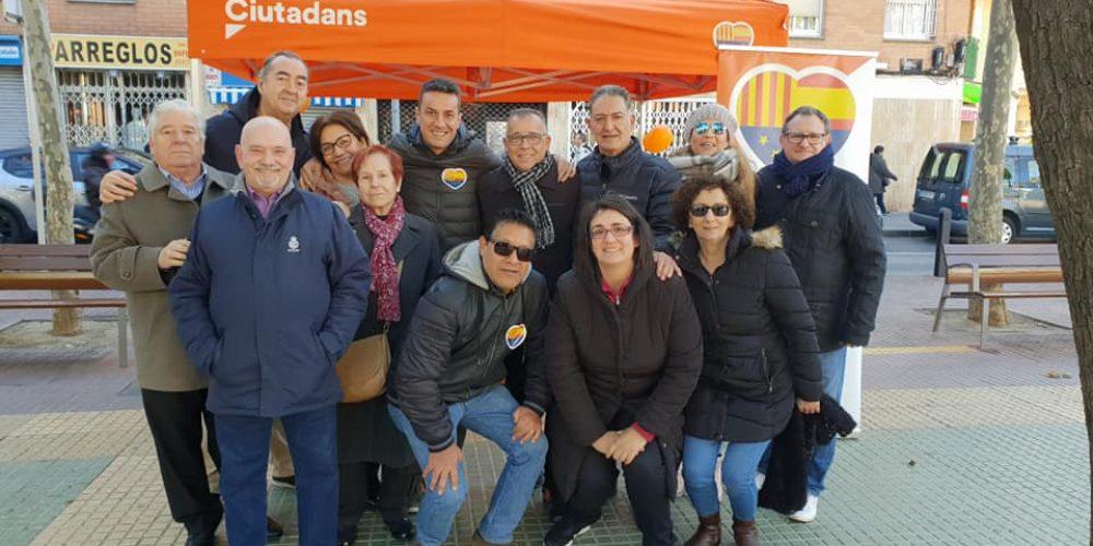 Carpa ciudadana en Can Vidalet, Esplugues