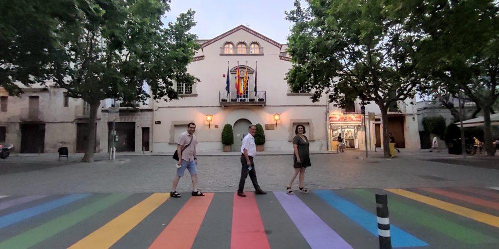 Celebración del Orgullo LGTBI